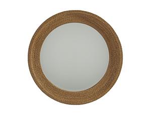 Thumbnail of Lexington - La Jolla Woven Round Mirror