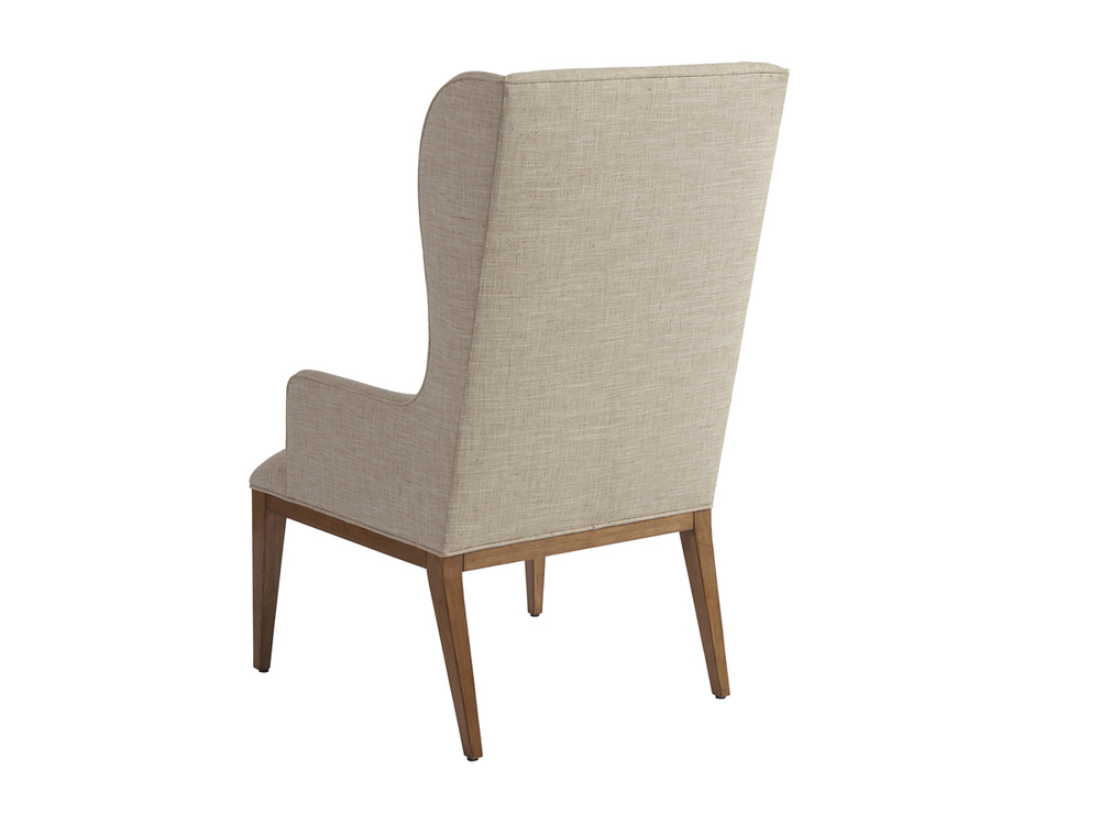 Lexington - Seacliff Upholstered Host Wing Chair