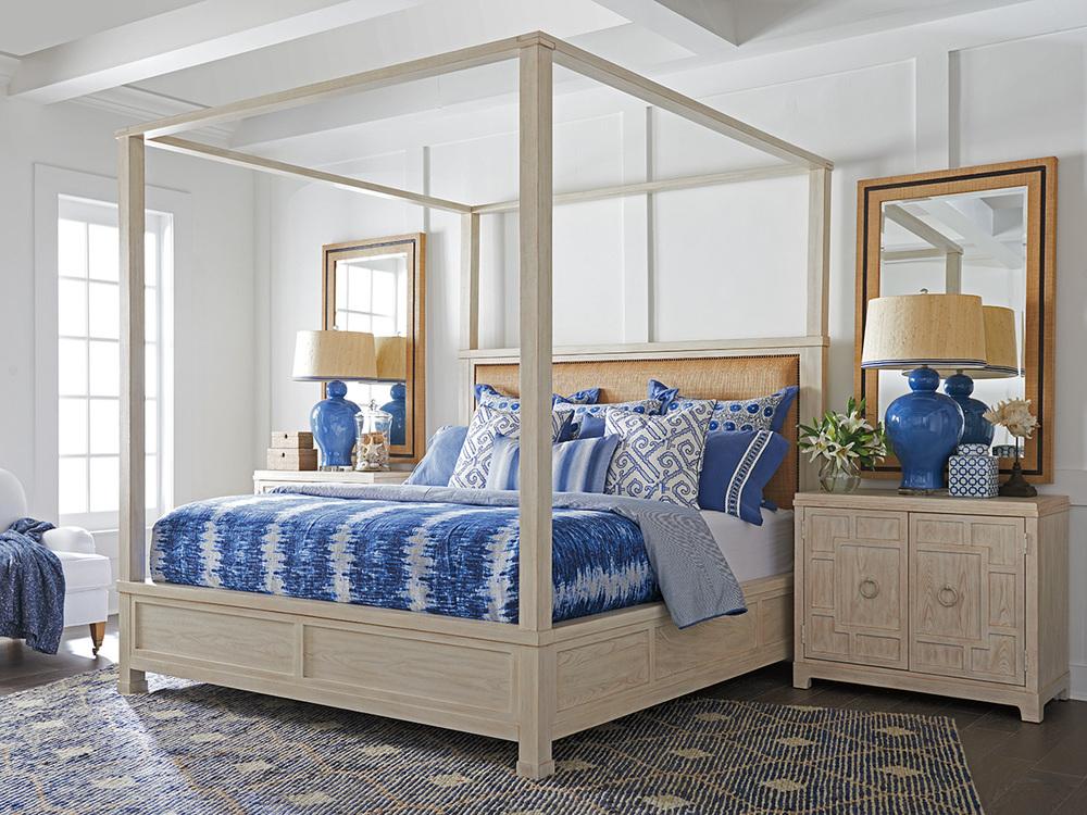 Lexington - Shorecliff Canopy Bed