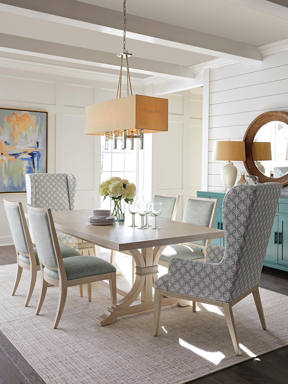 Lexington - Oceanfront Rectangular Dining Table