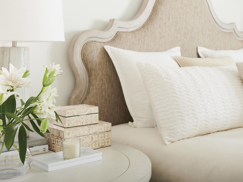 Lexington - Zuma Upholstered Panel Bed