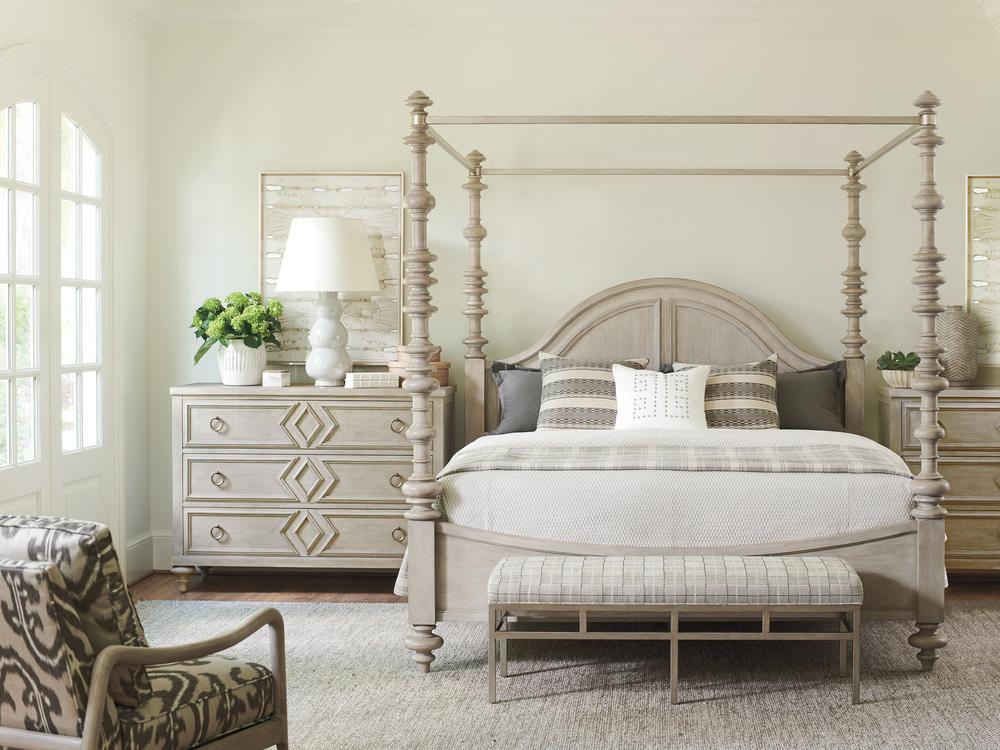 Lexington - Heathercliff Poster Bed