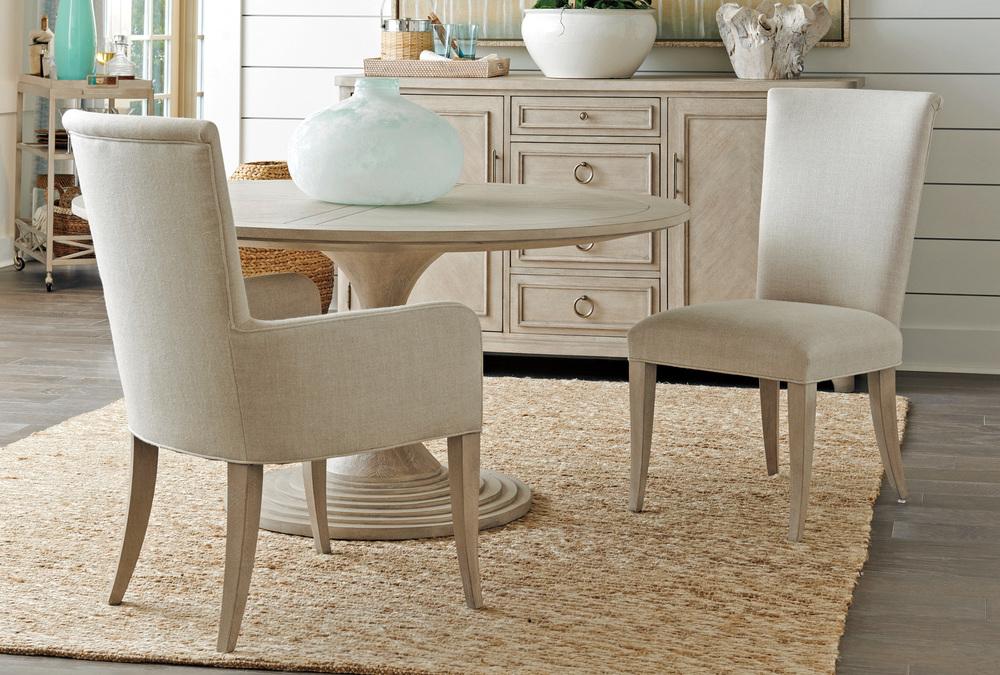 Lexington - Serra Upholstered Arm Chair
