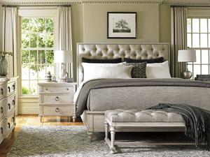 Thumbnail of Lexington - Bellport Leather Bed Bench