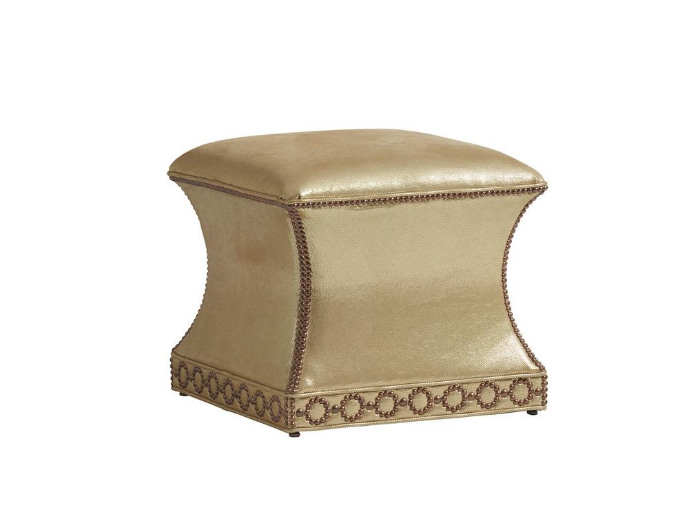 Lexington - Merino Leather Ottoman