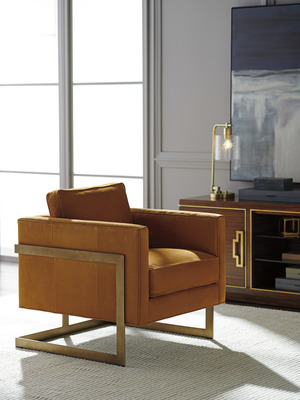 Thumbnail of Lexington - Winthrop Leather Chair