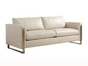Thumbnail of Lexington - Nob Hill Leather Sofa