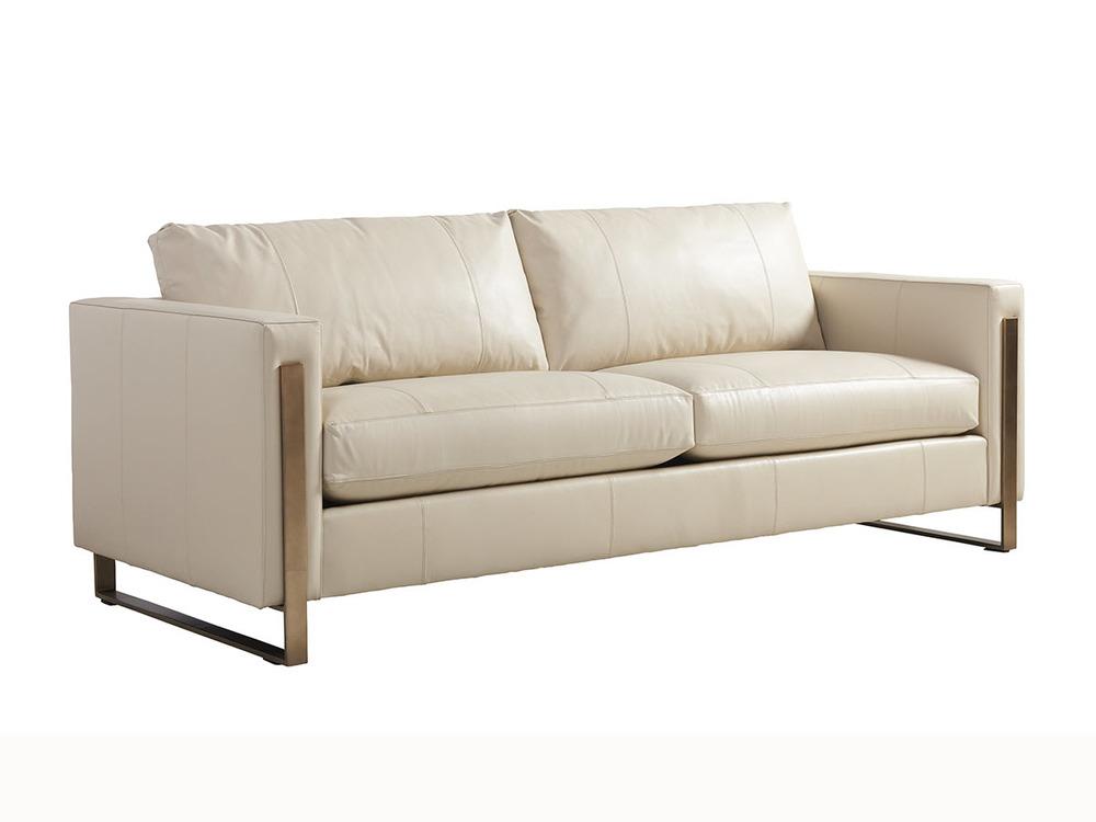 Lexington - Nob Hill Leather Sofa