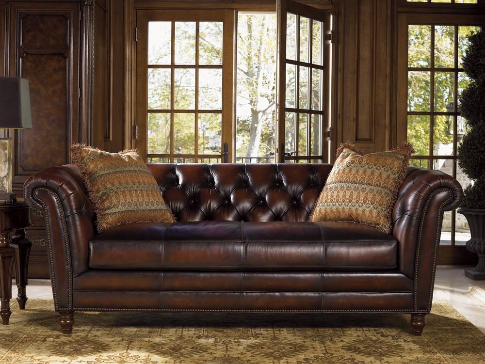 Lexington - Westchester Leather Sofa
