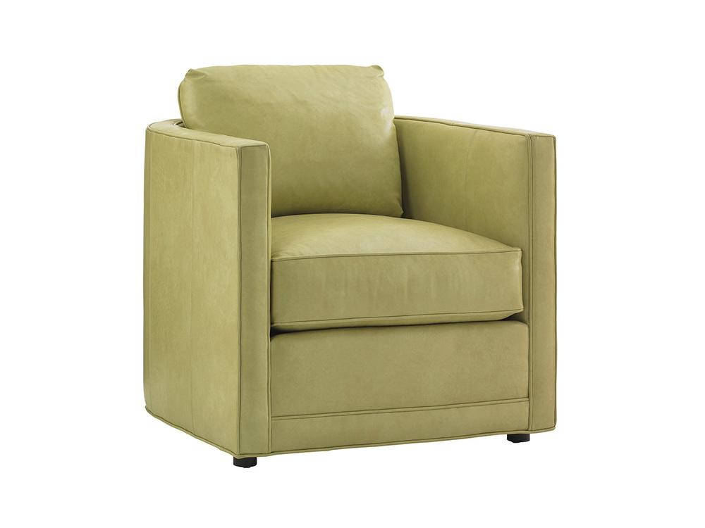 Lexington - Dorado Beach Leather Chair