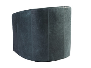 Thumbnail of Lexington - Colton Leather Swivel Chair