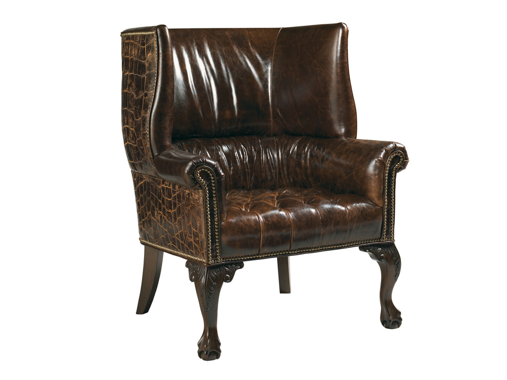 Lexington - Cardiff Leather Chair