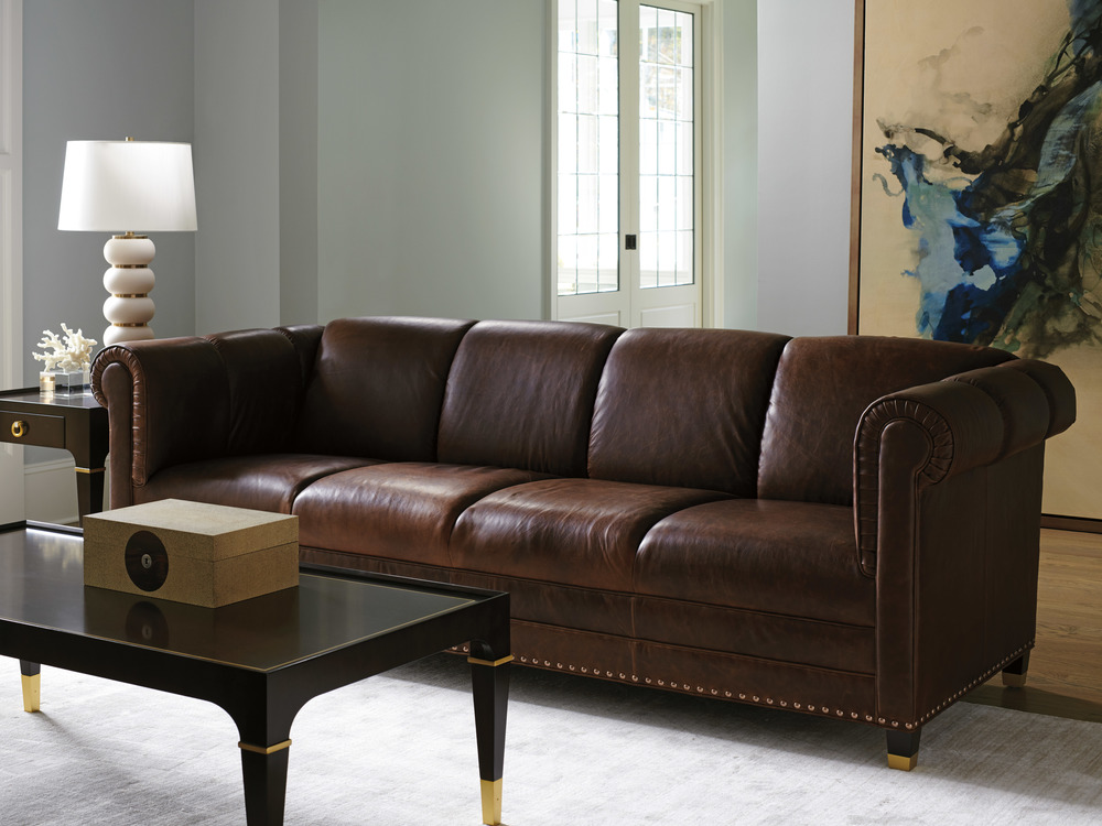 Lexington - Springfield Leather Sofa