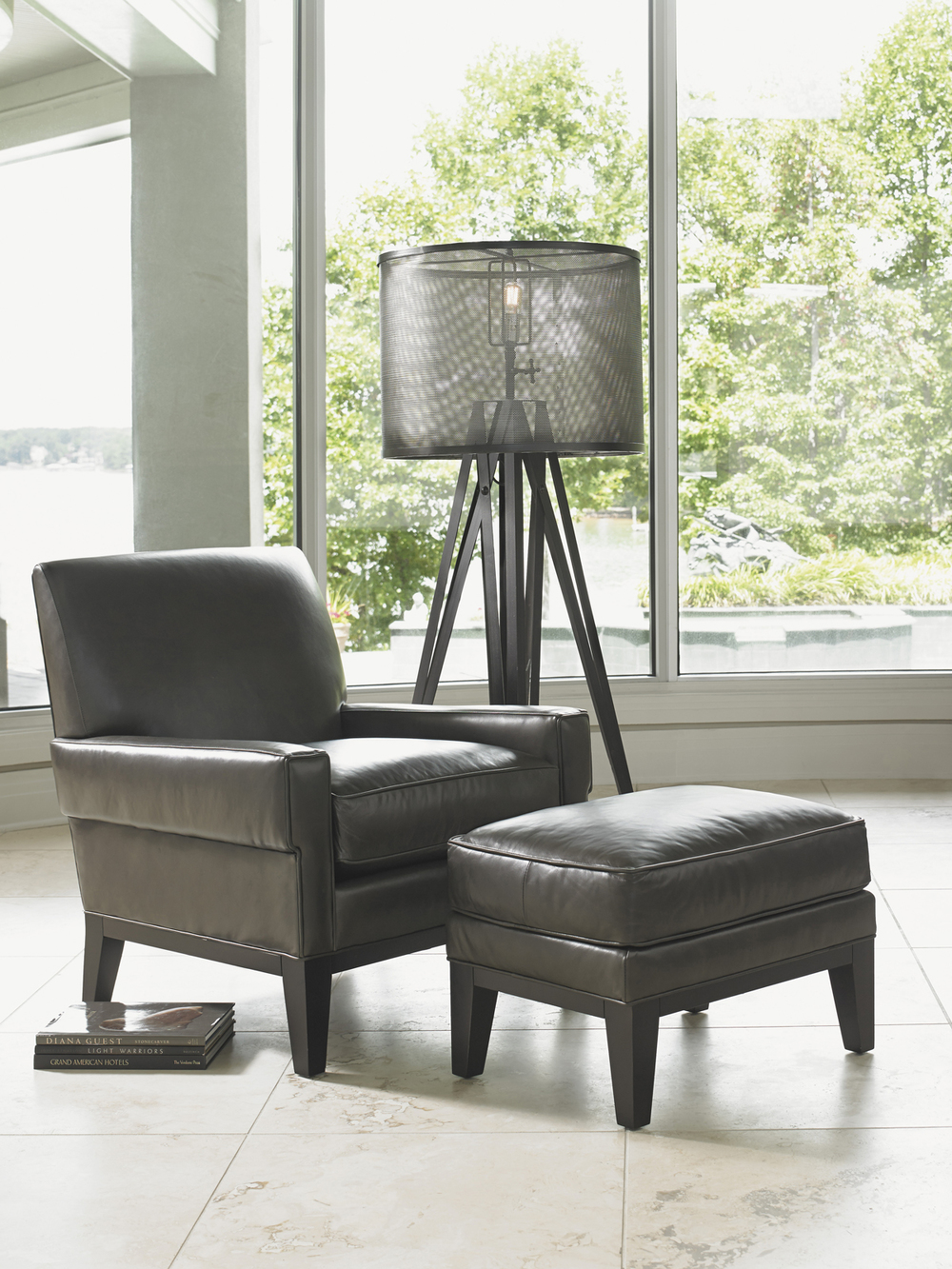 Lexington - Giovanni Leather Chair