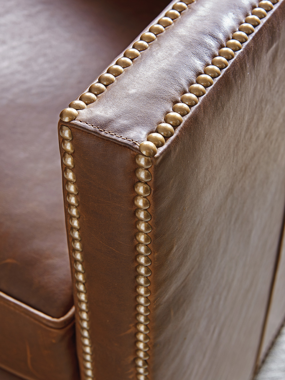 Lexington - Hinsdale Leather Swivel Chair