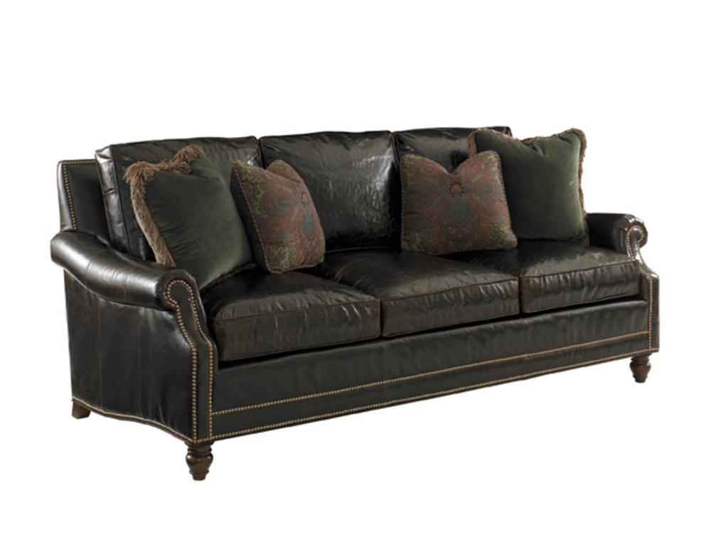 Lexington - Shoal Creek Leather Sofa