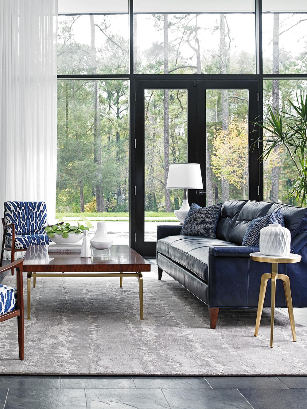 Lexington - Whitehall Leather Sofa