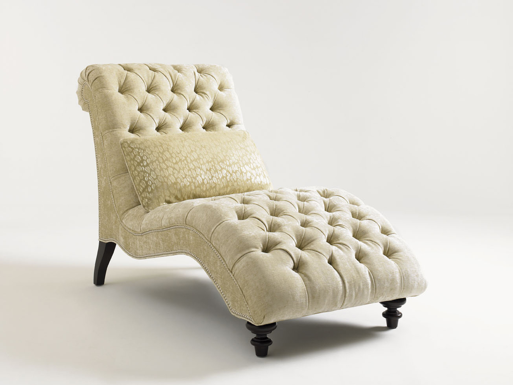 Lexington - Althena Leather Chaise