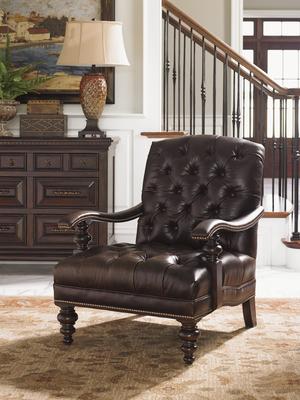 Thumbnail of Lexington - Acappella Leather Chair