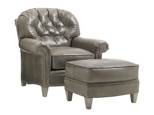 Thumbnail of Lexington - Bayville Leather Chair