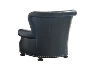 Thumbnail of Lexington - Elle Leather Chair