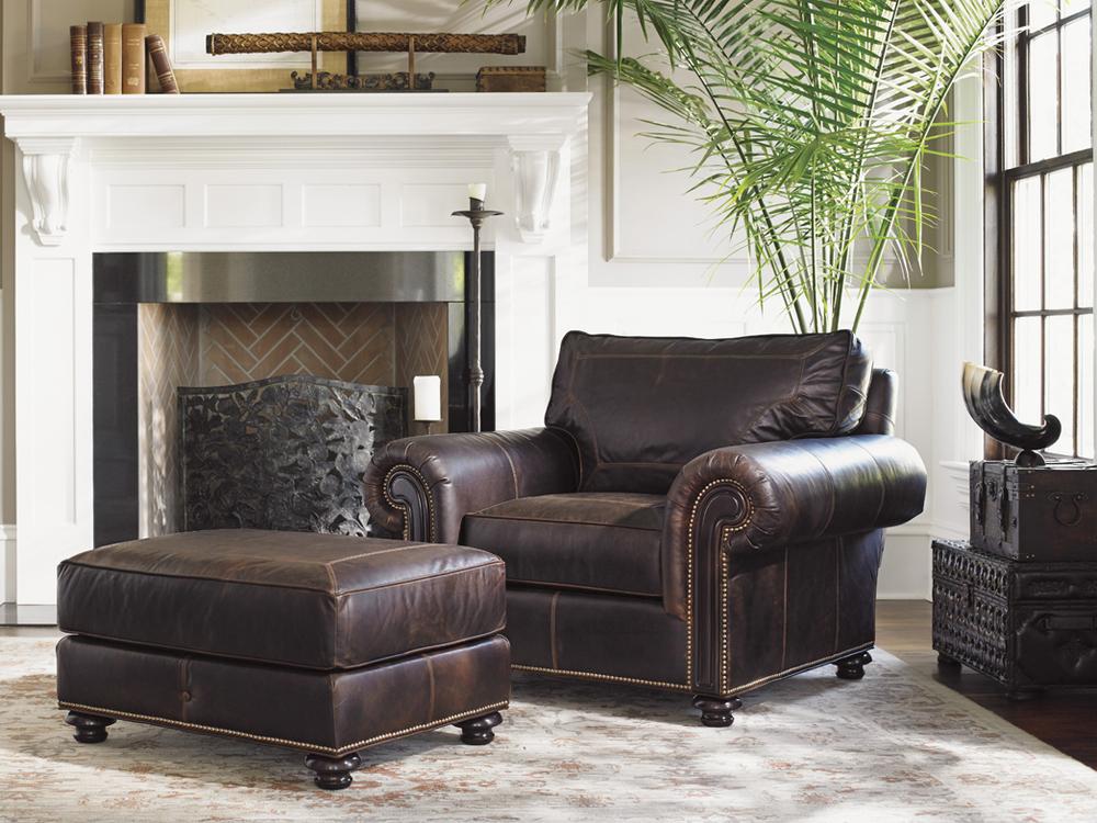 Lexington - Riversdale Leather Chair