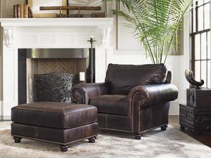 Thumbnail of Lexington - Riversdale Leather Chair