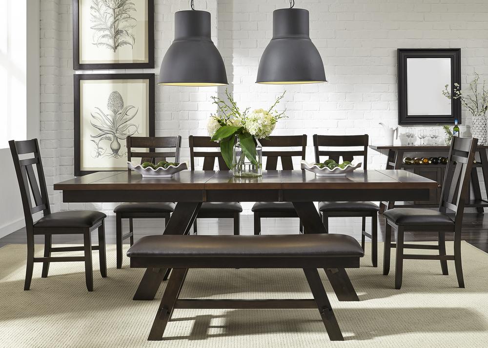 Liberty Furniture - Splat Back Side Chair