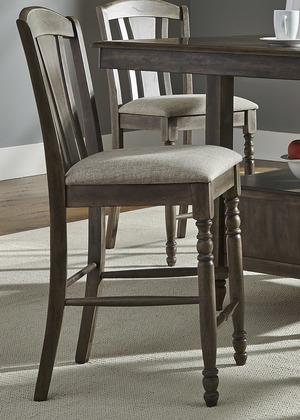 Thumbnail of Liberty Furniture - Slat-Back Barstool