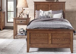 Thumbnail of Liberty Furniture - Twin Panel Headboard & Footboard