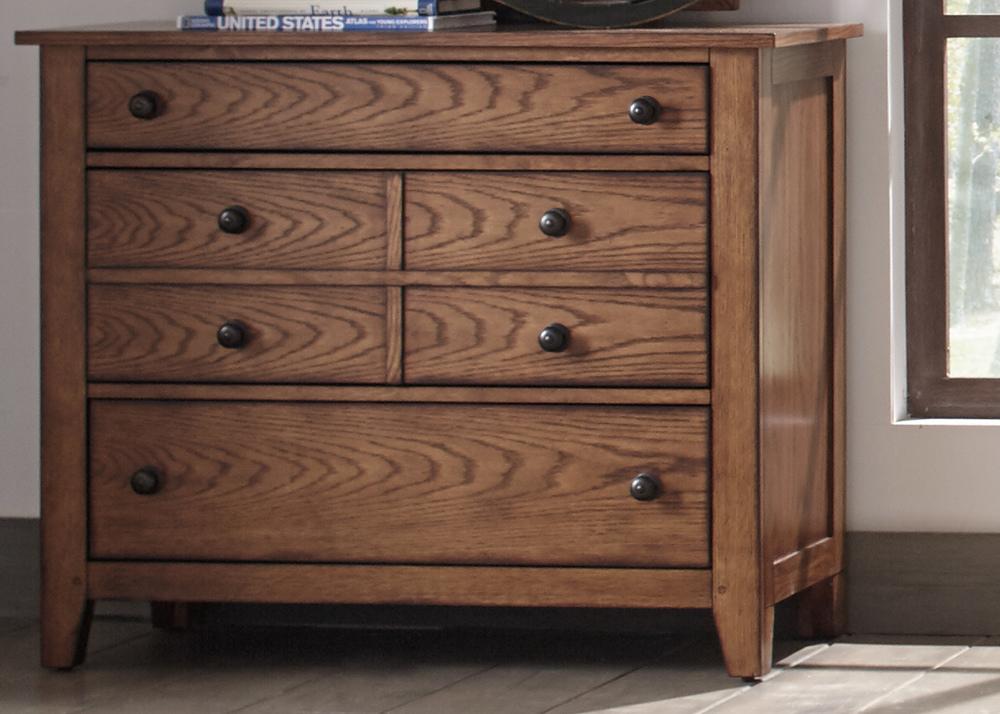 Liberty Furniture - Three Drawer Dresser
