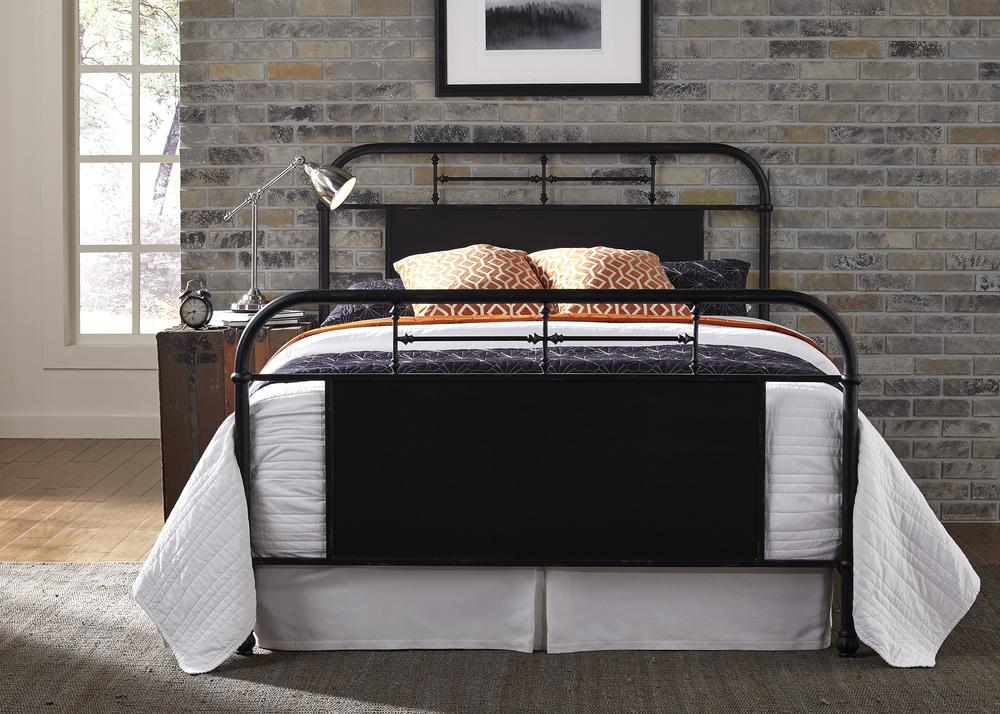 Liberty Furniture - Queen Metal Bed