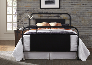 Thumbnail of Liberty Furniture - Queen Metal Bed