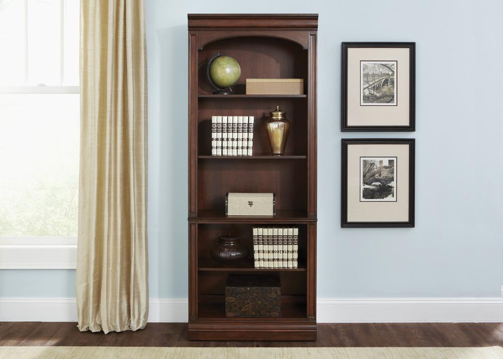 Liberty Furniture - Jr Executive Open Bookcase