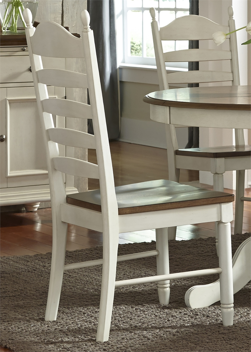 Liberty Furniture - Ladder Back Side Chair