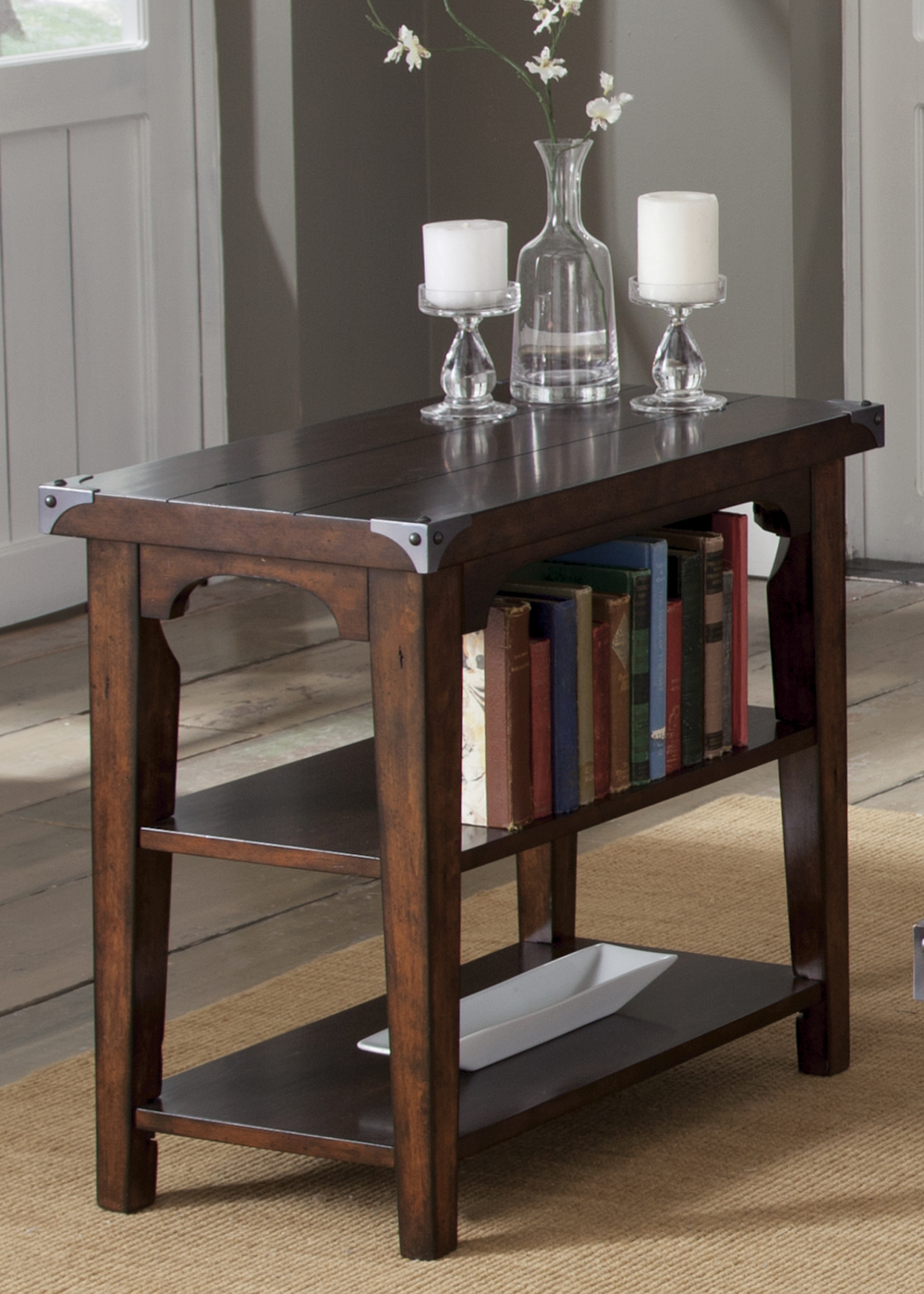 Liberty Furniture - Chairside Table