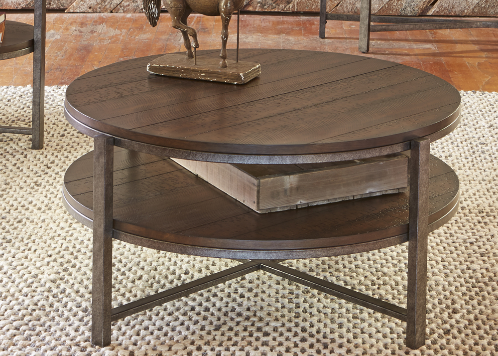 Liberty Furniture - Round Cocktail Table