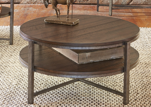 Thumbnail of Liberty Furniture - Round Cocktail Table