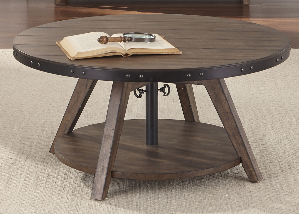 Liberty Furniture - Motion Cocktail Table