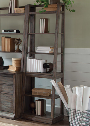 Thumbnail of Liberty Furniture - Leaning Bookcase