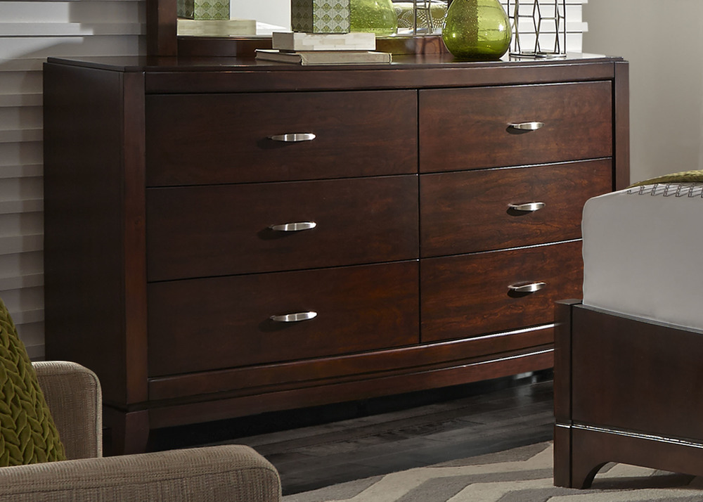 Liberty Furniture - Six Drawer Dresser