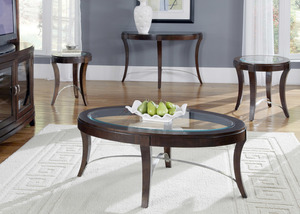 Thumbnail of Liberty Furniture - Oval Cocktail Table