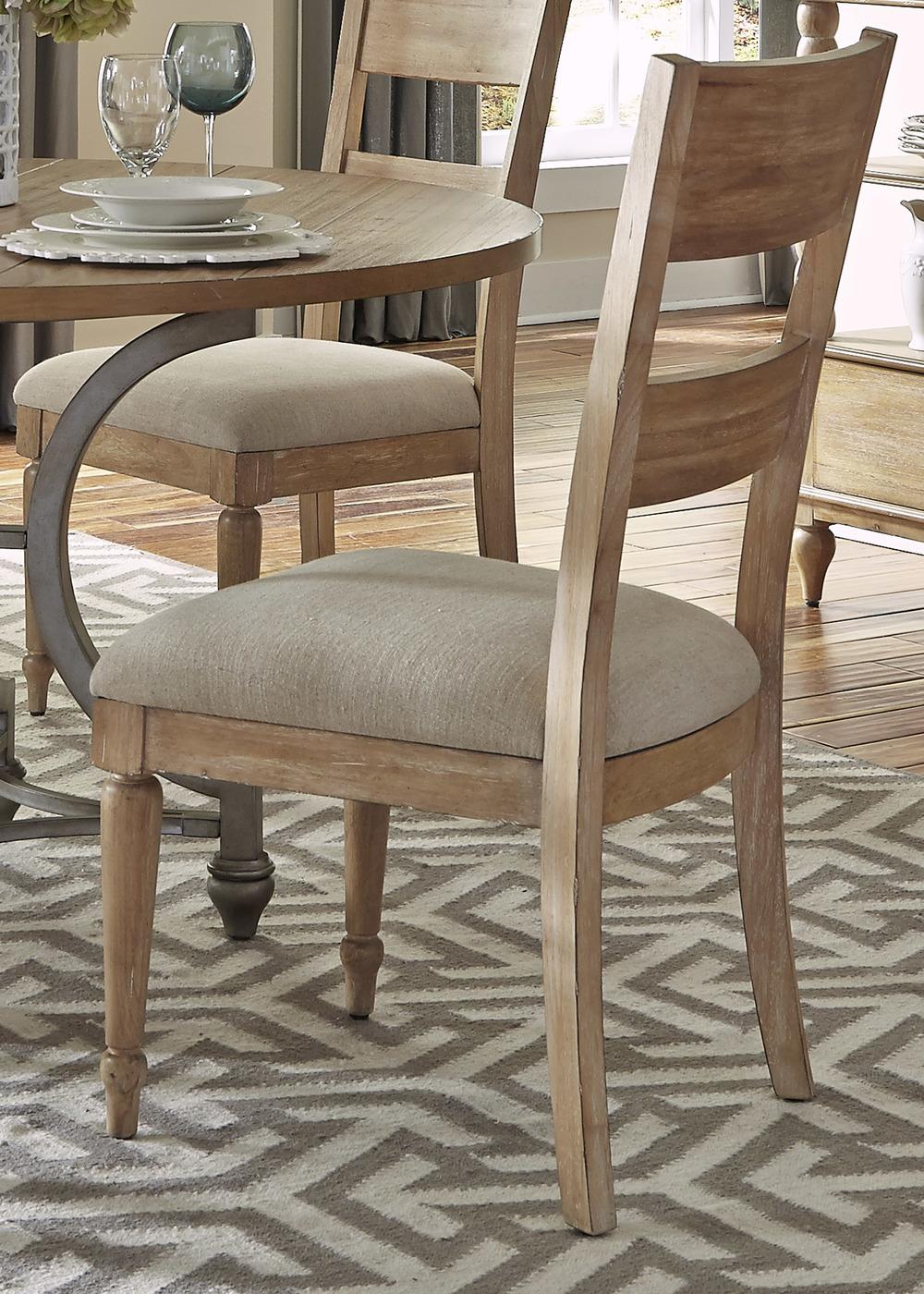 Liberty Furniture - Slat Back Side Chair