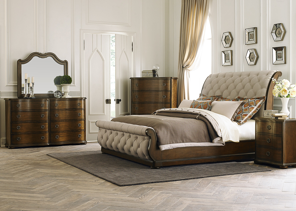 Liberty Furniture - Eight Drawer Dresser