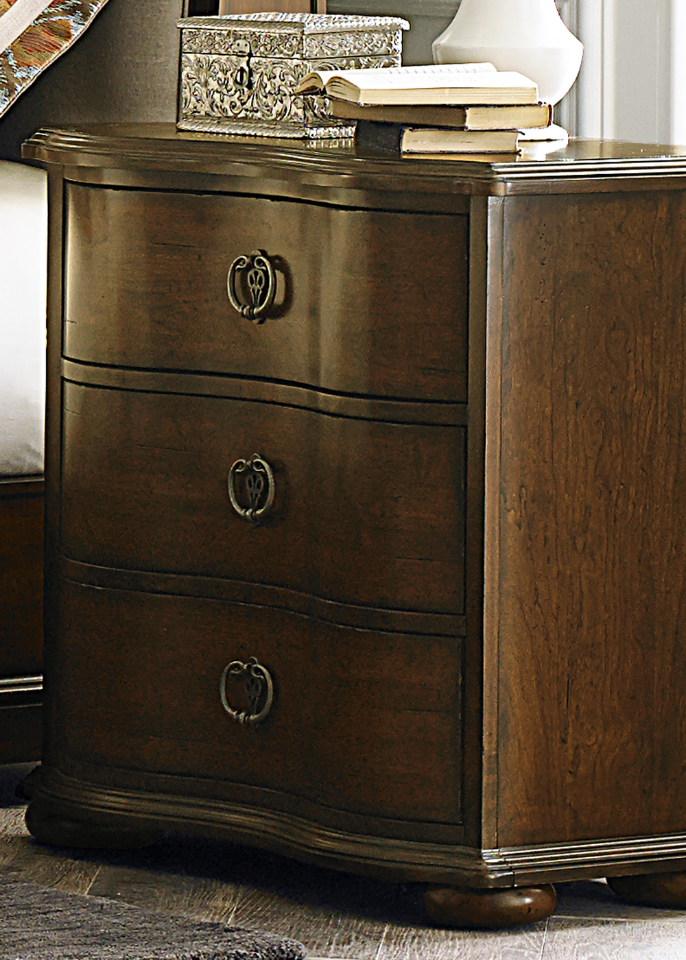 Liberty Furniture - Three Drawer Night Stand