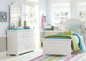 Thumbnail of Liberty Furniture - Two Door Five Drawer Dresser