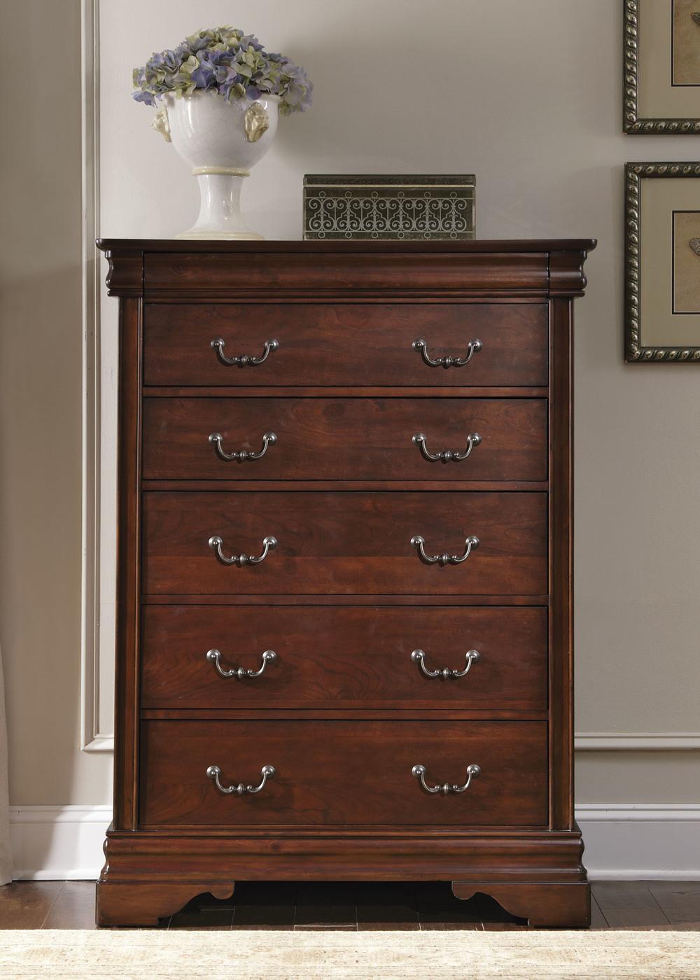 Liberty Furniture - Six Drawer Chest