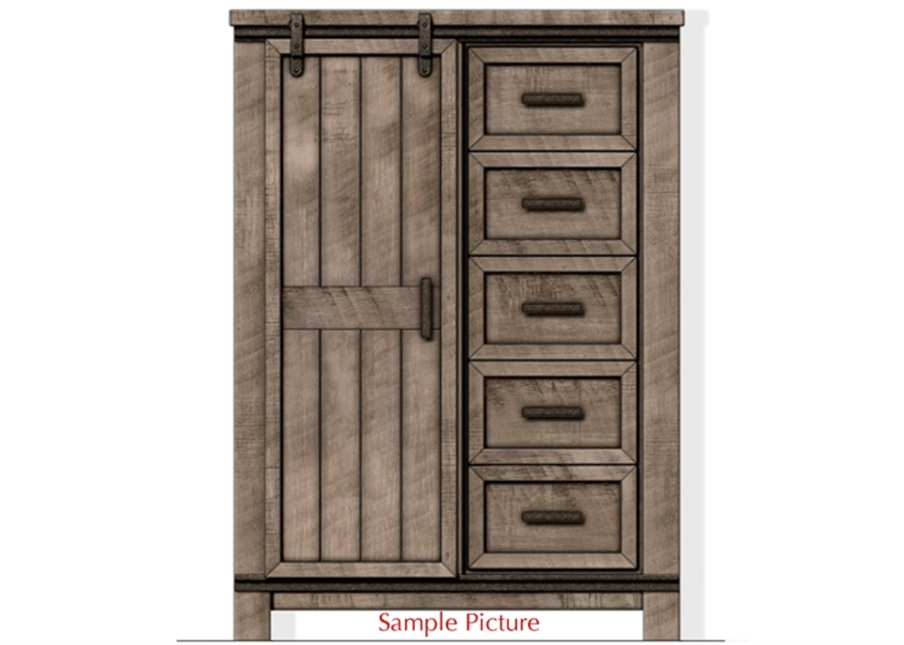 Liberty Furniture - Sliding Door Chest