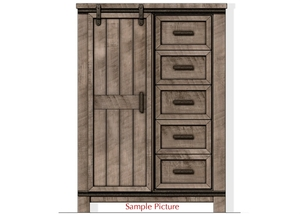 Thumbnail of Liberty Furniture - Sliding Door Chest