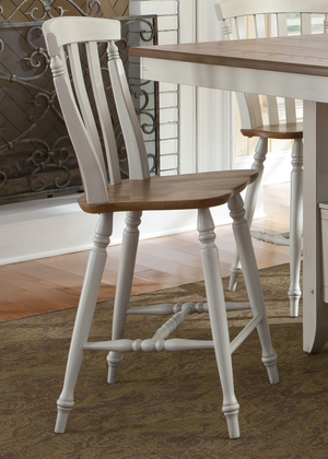 Thumbnail of Liberty Furniture - Slat Back Counter Chair